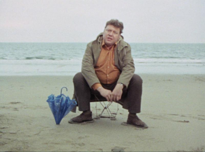 BS Johnson in Fat Man On A Beach (The Arts Desk)