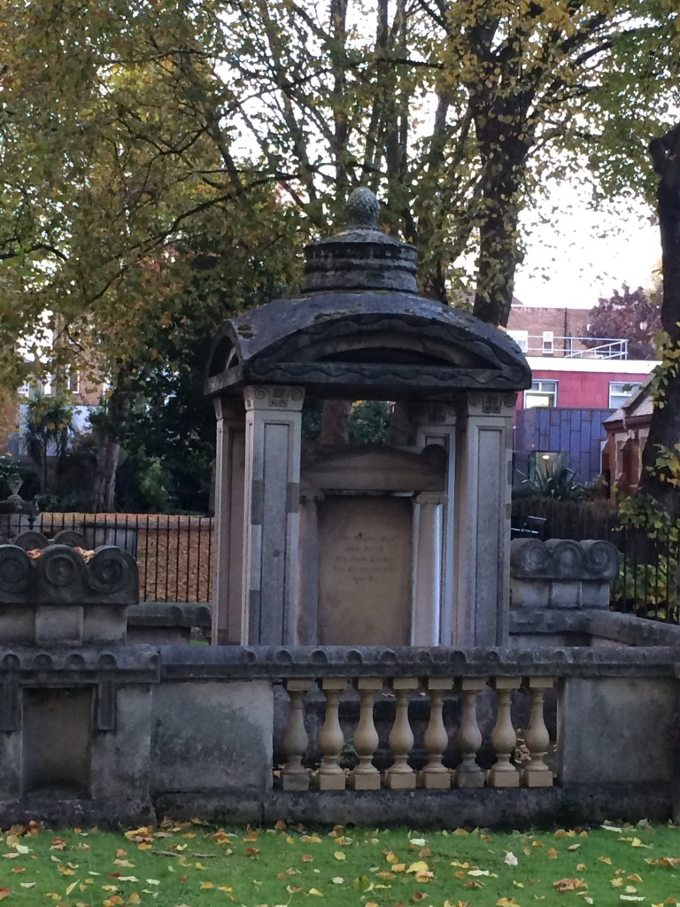 Soane Monument Old St Pancras Churchyard